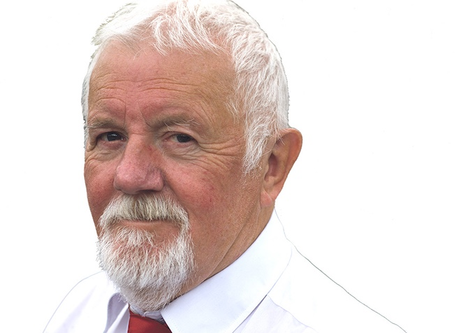 Tony Edwards announced as Labour Candidate for Toddbrook by-election