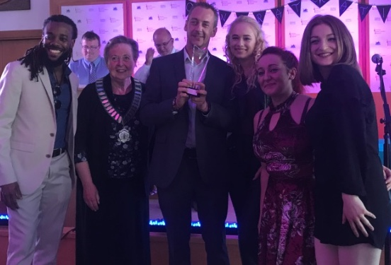 Second Harlow Town Centre Awards a triumph!
