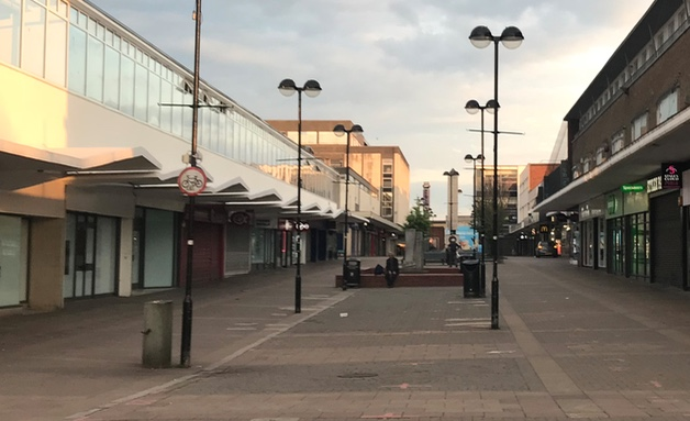 "Robert Halfon on Town Centre: ""We must not let it become a no go zone"""