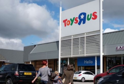 Large number of Toys R Us stores to close