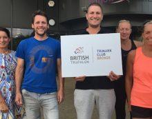 Harlow Triathlon Club achieve key accreditation award
