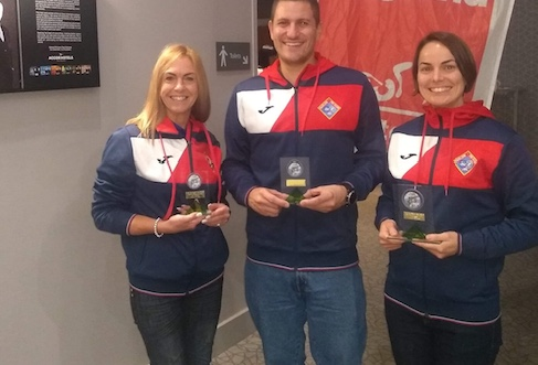 Athletics: Harlow Triathletes pick up three awards