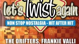 Let's Twist Again at the Harlow Playhouse