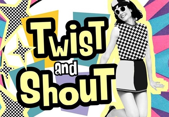 Twist and Shout at the Harlow Playhouse