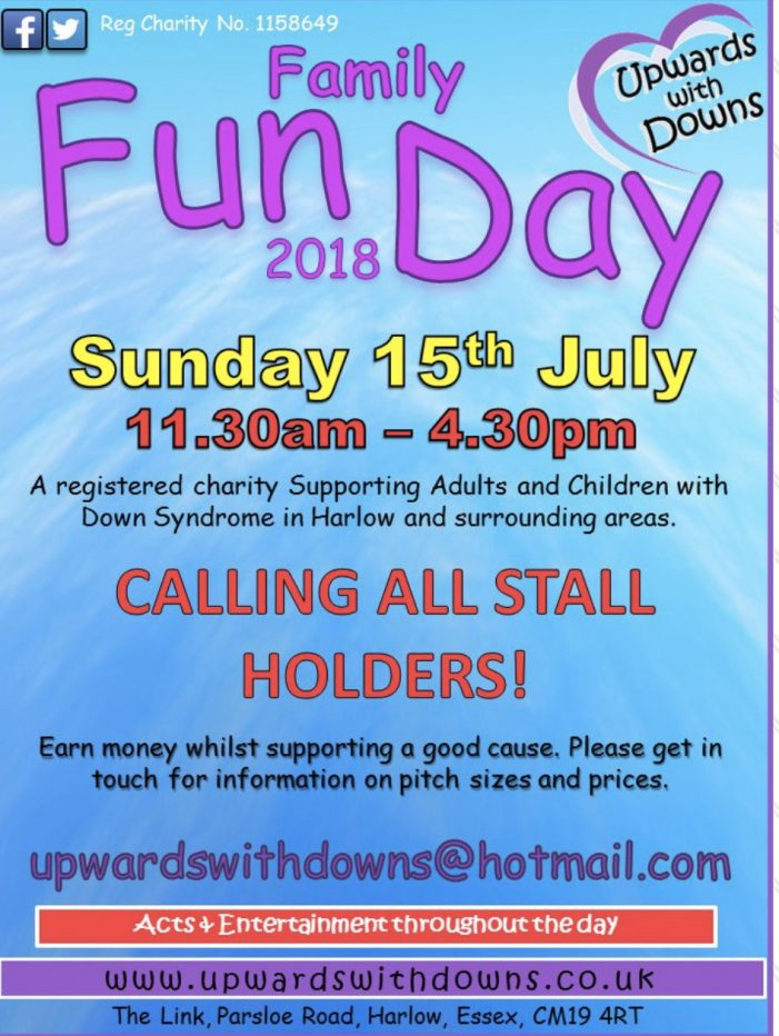 Upwards with Downs Fun Day