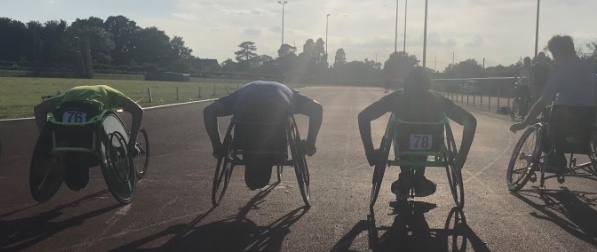 Harlow Wheelchair Racers have great success in Switzerland