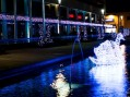 The Water Gardens welcomes Christmas into Harlow!