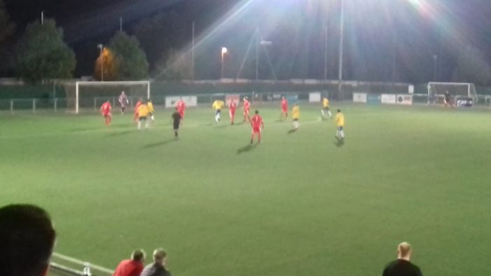 Essex Senior League – Saturday 6th October Round-Up