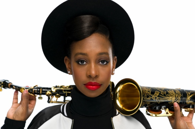 MOBO-winning saxophonist set for the Harlow Playhouse
