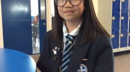 Boom! Passmores' student Zara's film stretches possibility of science