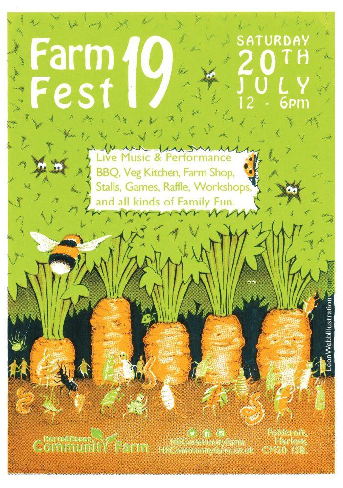 Lettuce all turnip for Farm Fest 2019!
