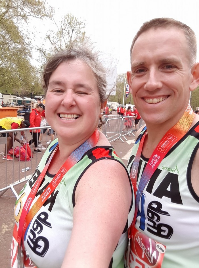 Harlow couple enjoy a run of success