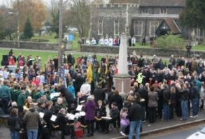 Details of Remembrance Services in Harlow