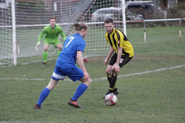 Essex Senior League – Saturday 9th February Round-Up