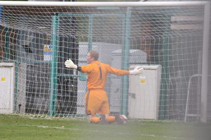 Football: Stansted battle to victory