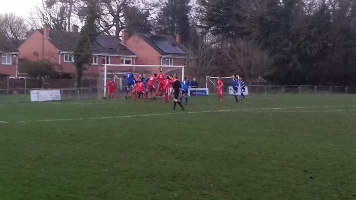 Stansted Open Up 4 Point Lead