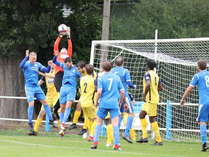Essex Senior League – Saturday 22nd September Round-Up