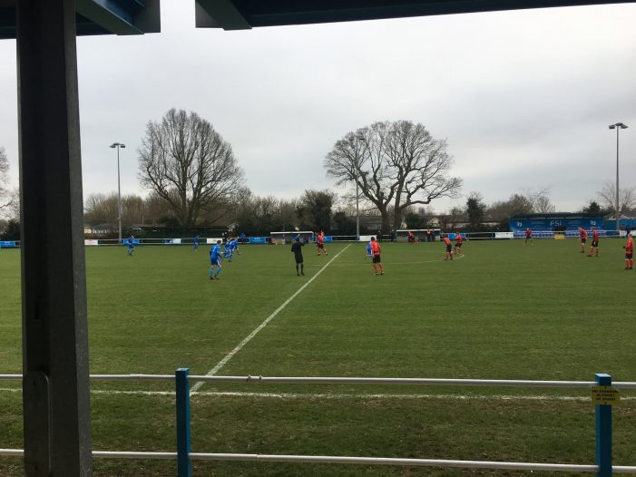 Takeley drop points after late Sawbridgeworth equaliser