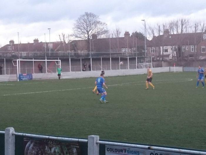 Essex Senior League – Saturday 22nd December Round-Up