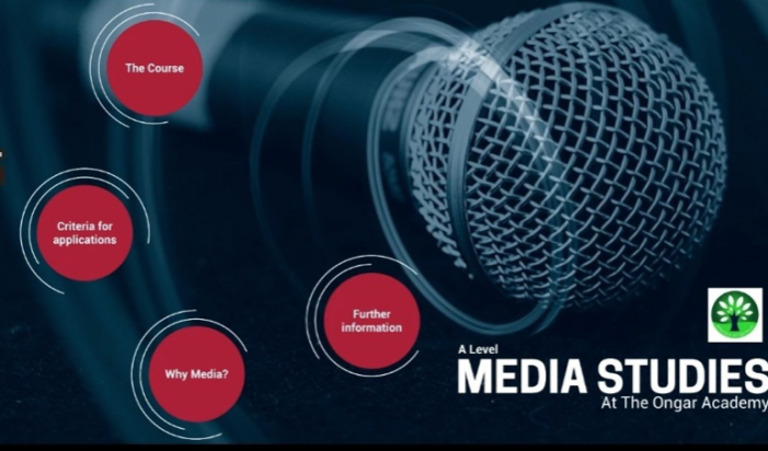 The Ongar Academy to offer Media Studies A Level