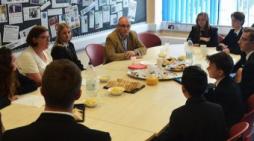 Harlow MP Robert Halfon welcomes news that Mark Hall Academy joining BMAT