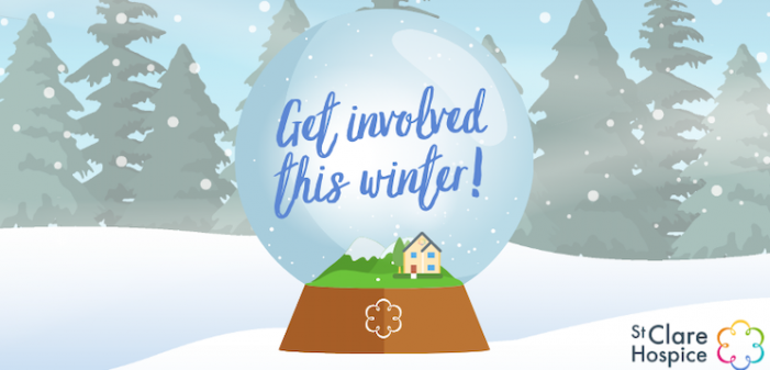 Get Involved with St Clare Hospice this Winter