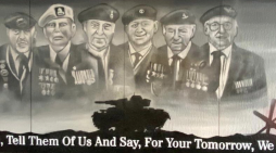Stewards Academy: We will remember them