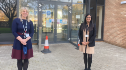 Chief Executive of BMAT welcomes Mark Hall Academy