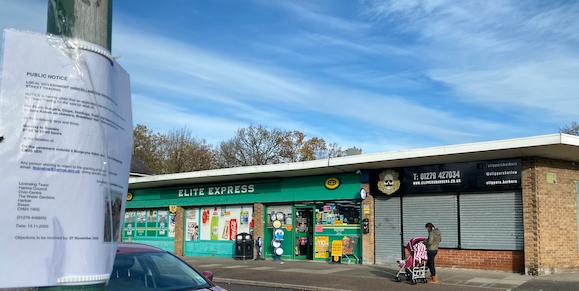 Owner of Harlow Tattoo studio angry over bid to put burger van in front of shop window