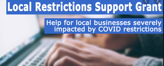 Grants available to Harlow businesses affected by national restriction