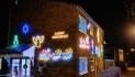 Harlow couple hope Christmas lights raise money for homeless