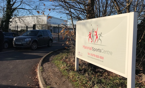 Mark Hall Sports Centre: Hopes for sports to resume after talks with MP Robert Halfon