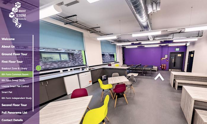 BMAT STEM Academy unveil virtual tour
