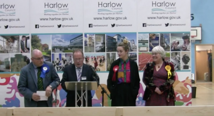 Harlow MP Robert Halfon marks one year since election victory