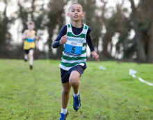 Athletics: Four young Harlow athletes impress at X-Country