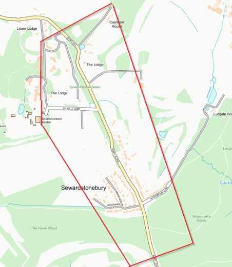 Dispersal Order in Epping Forest