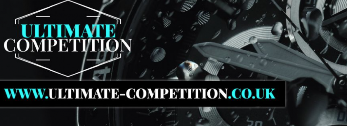 Big prizes at Ultimate Competition (and part of profits go to PAH)