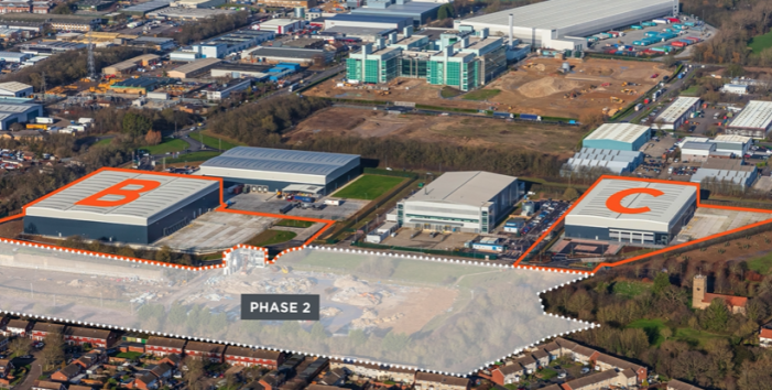 Planning permission given for massive warehouse in The Pinnacles