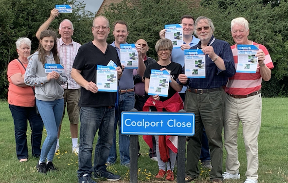 "Harlow Conservatives are determined to ""build back better"""