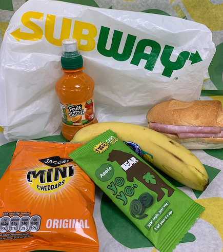 Subway in Harvey Centre looks for help with free school meals
