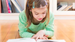 Virtual library gives children in England free book access