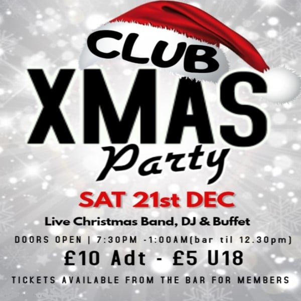 Latton Park: Christmas and New Year at Harlow Rugby Club