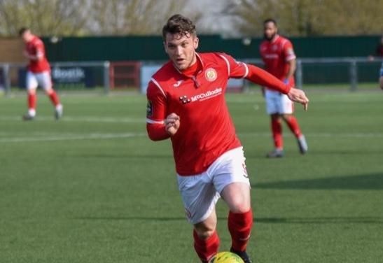 Football: Harlow bring back their former hotshot