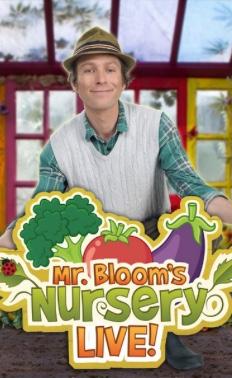 Mr Bloom is bringing his Nursery to Harlow Playhouse