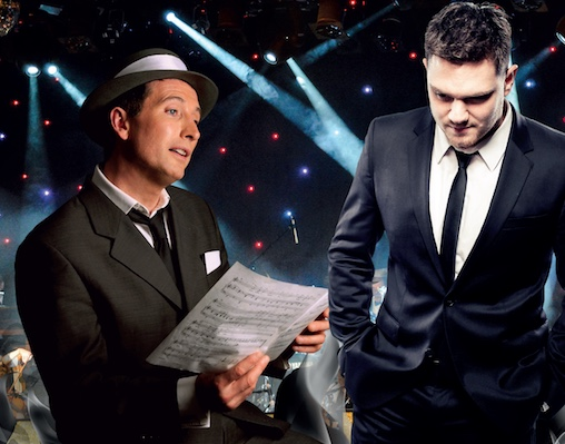 Review: Buble meets Sinatra hits the high notes