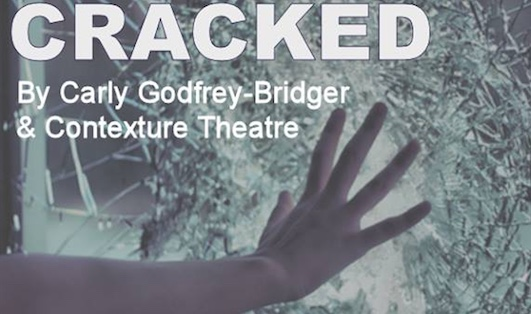 Carly hopes Cracked makes an impression at Playhouse