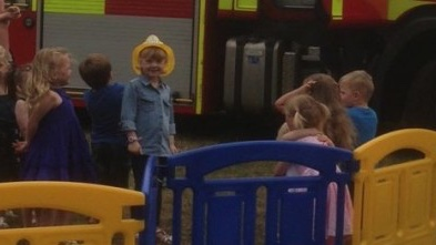 999 Open Day at Harlow Fire Station