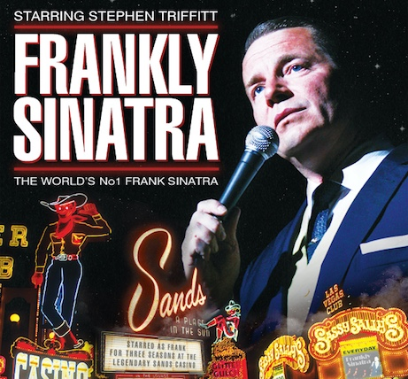 Frankly Sinatra at the Harlow Playhouse