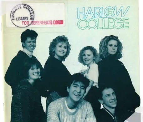 Sixty years of Harlow College