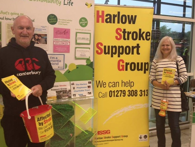 Harlow Stroke Support looking for volunteer driver